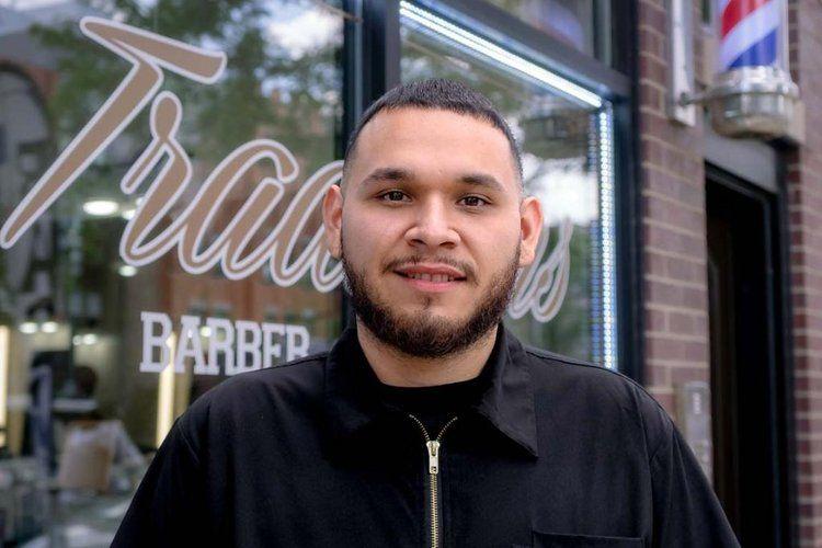 Alex @ Traditions Barber Parlor III