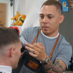 Diego - The Only 1 Barbershop