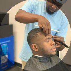 Barber Eddie - The Chop Shop Barbershop